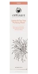 Crema curatare fata, cu lamaie si tea tree - Odylique