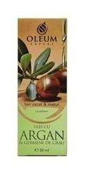 Ulei cu argan si germeni grau - Oleum Expert