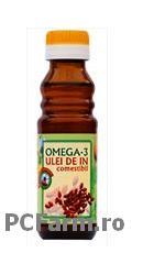 Omega 3 ulei de in