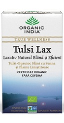 Ceai Tulsi Lax - Organic India