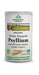 Tarate de Psyllium Integrale - Organic India