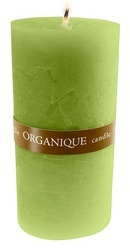 Candela parfumata cu iarba verde - Organique