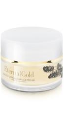 Exfoliant facial cu aur - Organique