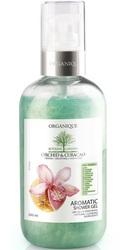 Gel de dus cu Orhidee si Curacao - Organique