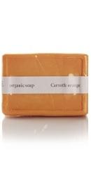 Sapun cu morcov si portocale - Organique