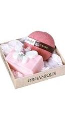 Set cadou cosulet Relaxare in roz - Organique