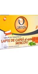 Sapun cu Lapte Capra Si Extract Morcovi - Ortos