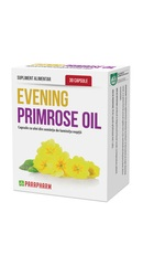 Evening Primrose - ulei din seminte de luminita noptii - Parapharm