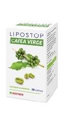 Lipostop cu Cafea Verde - Parapharm
