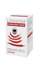 Lipostop cu Capsaicina si Crom - Parapharm