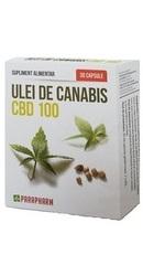 Ulei de Canabis CBD 100 - Parapharm