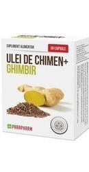 Ulei de Chimen si Ghimbir - Parapharm