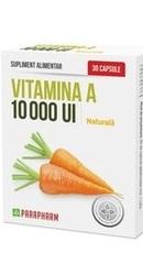 Vitamina A 10000 UI - Parapharm