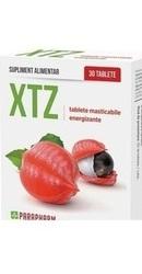 XTZ - tablete masticabile energizante - Parapharm