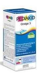Sirop Omega 3 - Pediakid