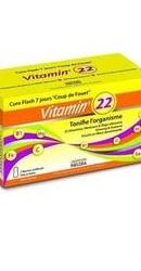 Vitamin 22 Flash energizant - Laboratoarele Ineldea