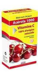 Vitamin C Acerola 1000 - Laboratoarele Ineldea