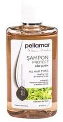 Sampon pentru par saten cu extract de nuc - Pell Amar