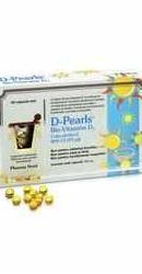 D Pearls Bio Vitamina D3 - Pharma Nord
