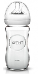 Biberon Sticla 240 ml NATURAL - Philips Avent