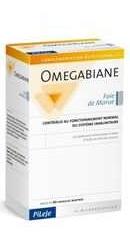 Omegabiane Foie de Morue - PiLeJe