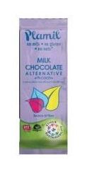 Baton ciocolata organica vegana - Plamil