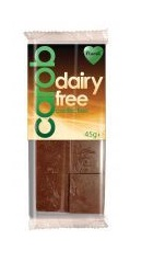 Baton ciocolata organica vegana cu Carob - Plamil
