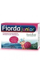Fiorda Junior Comprimate cu aroma de zmeura - PlantExtrakt