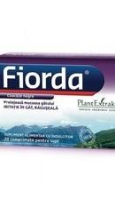 Fiorda Comprimate pentru supt aroma de coacaze negre - PlantExtrakt
