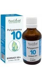 Polygemma 10 - Barbati 50 ani - PlantExtrakt