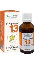 Polygemma 13 Piele - PlantExtrakt