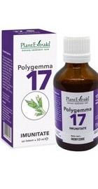 Polygemma 17 Imunitate - PlantExtrakt
