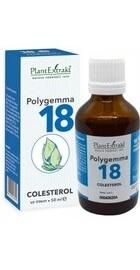 Polygemma 18 Colesterol - PlantExtrakt