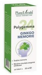 Polygemma 24 Ginkgo Memorie - PlantExtrakt