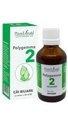 Polygemma 2  - Cai biliare - PlantExtrakt