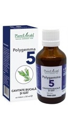Polygemma 5 Cavitate Bucala si Gat - PlantExtrakt
