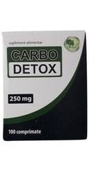 Carbo Detox 250 mg - Plantic