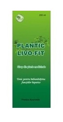 Livo Fit Sirop - Plantic
