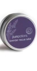 Crema cu lavanda pentru arsuri - Purepotions