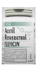 Acetyl Resveratrol cu Fulvicin - Radu and Sons