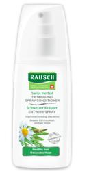 Balsam Spray cu Ierburi Elvetiene pentru descurcarea parului - Rausch