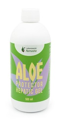 Aloe Protector Hepatic Gel - Laboratoarele Remedia