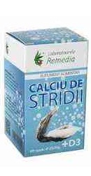 Calciu de stridii - Remedia