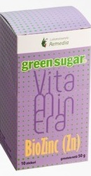 Vitaminera cu Green Sugar si BioZinc - Remedia