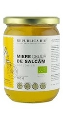 Miere Salcam ecologica cruda - Republica BIO