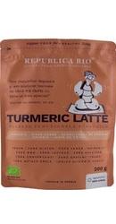 Turmeric Latte Pulbere ecologica - Republica BIO