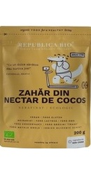 Zahar din nectar de cocos ecologic pur - Republica BIO