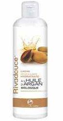 Crema dus si baie hidratanta cu ulei de argan - Rivadouce