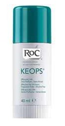 Keops Deodorant roll-on - RoC