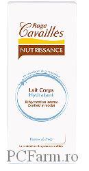 Nutrissance Lapte de corp hidratant pentru piele uscata